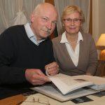 Ingeborg und Stephan Neuhoff haben elf Kinder.
